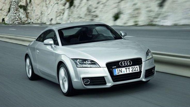 Audi TT 2014 เตรียมถูกยกระดับให้หรูหรากว่าเดิม พร้อมดีไซน์ที่เฉียบคมยิ่งขึ้น