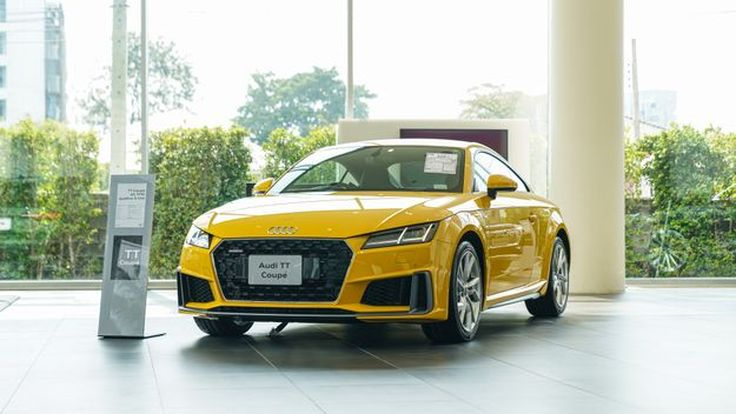 เปิดตัว Audi TT 2021 สเปคใหม่  เพิ่มแรงม้า เสริมฟังก์ชัน อัพล้อลายใหม่
