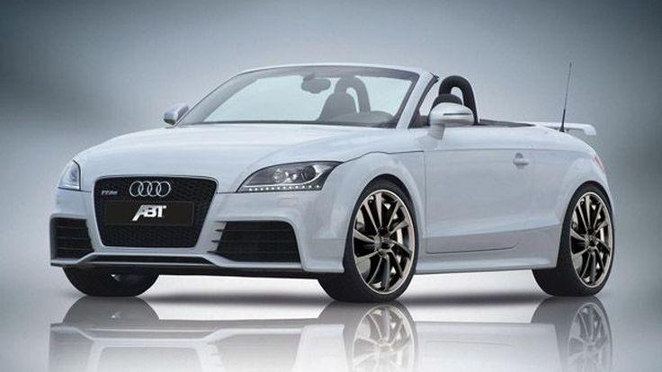 Audi TT แต่งยกระดับความแรงระดับ 470 แรงม้าโดย ABT Sportsline