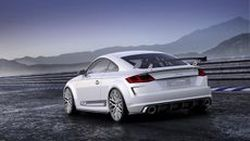 Audi TT Quattro Sport Concept โผล่เซอร์ไพรส์ที่เจนีวา มอเตอร์โชว์