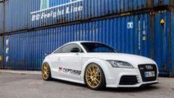 Audi TT-RS Plus รีดพลัง 453 แรงม้าโดย OK-ChipTuning