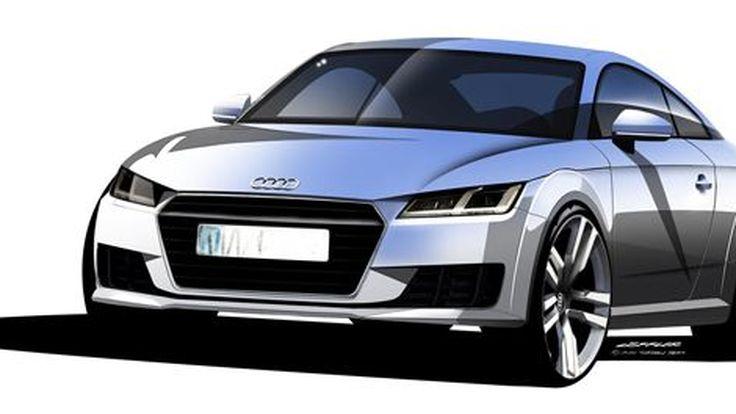 Audi TT RS อาจเปิดตัวด้วยขุมพลังทะลุ 407 แรงม้า