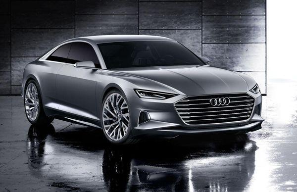 ยลโฉมเต็มตา Audi Prologue รถต้นแบบตัวท็อปเทคโนโลยีล้ำ