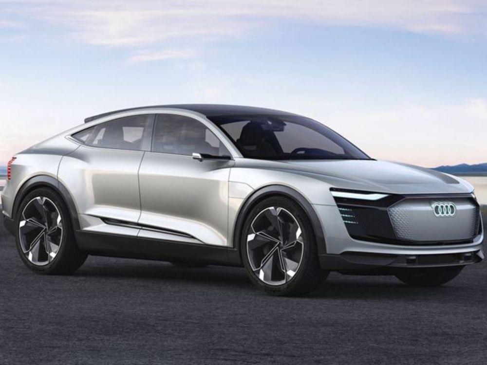 Audi เตรียมเปิดตัว E-Tron GT สปอร์ตเอสยูวีไฟฟ้ารุ่นใหม่ในปี 2020 นี้