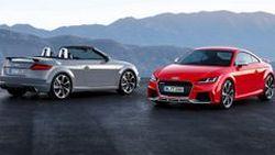 New Audi TT RS สปอร์ตโรสเตอร์ 400 แรงม้า เคาะราคาแล้วที่ 6.8 หมื่นเหรียญ หรือราวๆ 2.4 ล้านบาท ในอังกฤษ