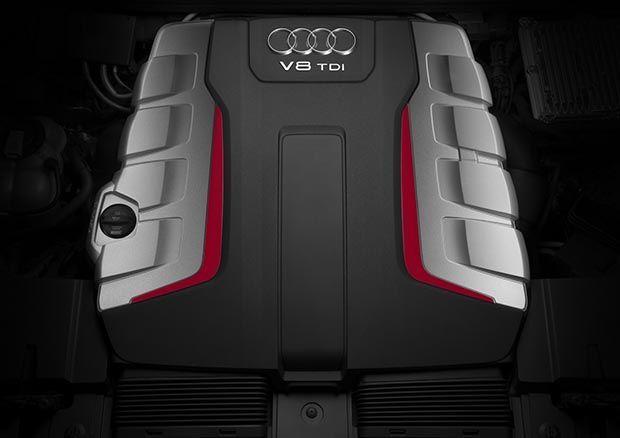 ขุมพลังวี8 รุ่นล่าสุดของ Audi อาจเป็นรุ่นสุดท้ายก่อนเน้นพลังงานทางเลือก