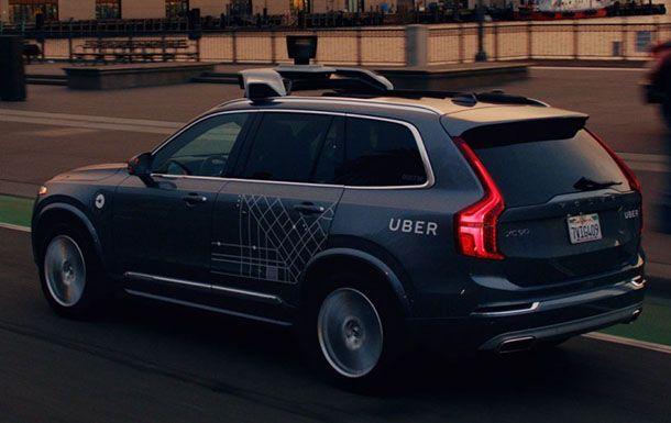 Uber ระงับการทดสอบรถขับขี่อัตโนมัติ หลังประสบอุบัติเหตุชนคนเสียชีวิต