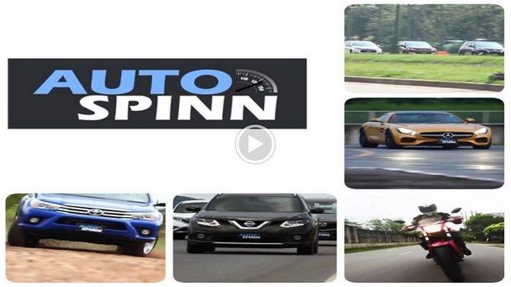 [Autospinn Rewind] ชมวีดีโอที่น่าสนใจในรอบปี 2558 ที่ผ่านมาของเรา