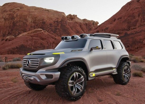 Mercedes-Benz GLB ว่าที่รถครอสโอเวอร์น้องเล็กรุ่นใหม่