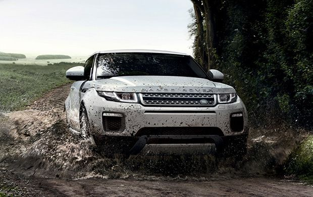 "Land Rover พิจารณาแผนการผลิต ""Baby Evoque"""