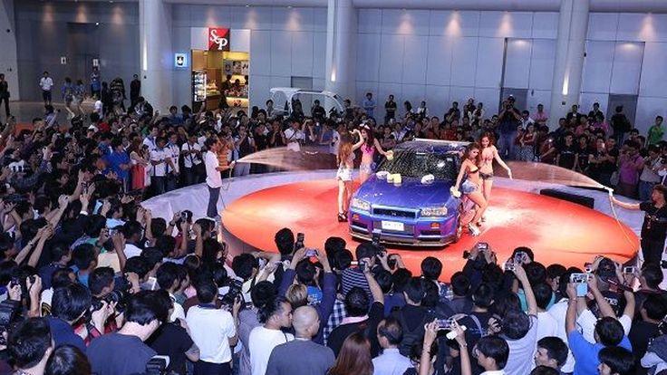 อินสไพร์เดินหน้าจัดบางกอก ออโต้ ซาลอน งานแสดงรถแต่งและอุปกรณ์โมดิฟาย ยิ่งใหญ่ที่สุดในอาเซียน