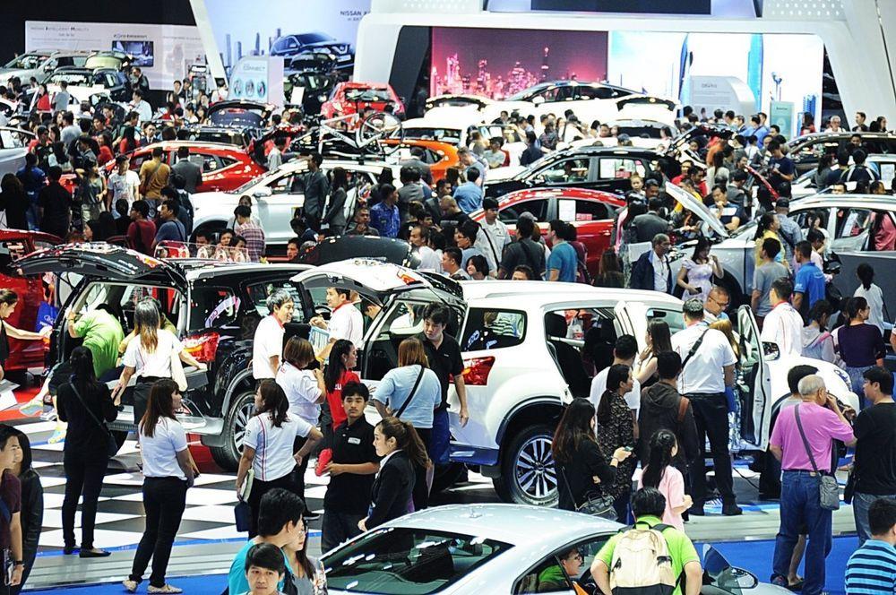 [BIMS2018] ครึ่งทาง Motor Show 2018 ยอดจองไหลกว่า 10,940 คัน เพิ่มขึ้น 18% จากปีที่แล้ว ตลาดรถหรูคึกคัก