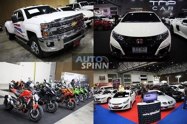 พาเดินเล่น Bangkok Used Car Show 2017 งานนี้ไม่ได้มีดี แค่รถมือสอง รถดีๆ รถเด็ดๆ เพียบ !!