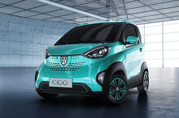 เชิญพบกับ Baojun E100 รถพลังไฟฟ้าในเครือ GM ค่าตัวแค่ 1.7 แสนบาท