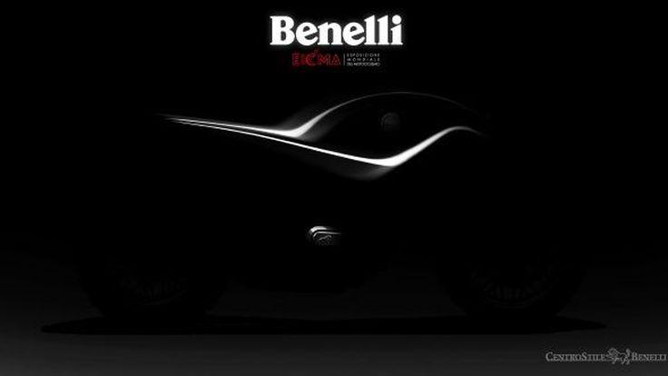 เบเนลีเผยทีเซอร์รถรุ่นใหม่ในงานอิคม่าที่จะเป็นการกลับมาของตำนานที่มากับยางหนามและล้อลวด