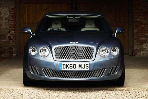 Bentley เปิดตัว Series 51 ชุดอ็อปชั่นสำหรับ Continental Flying Spur และ Spur Speed