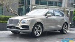 Bentley Bentayga เปิดตัวครั้งแรกในอาเซียนที่สิงคโปร์