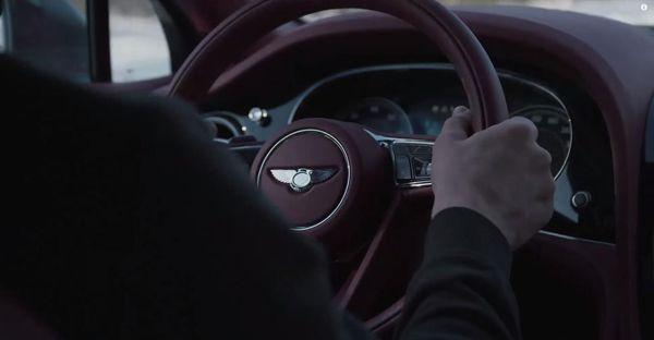 ชมวีดีโอทีเซอร์ Bentley Bentayga ทดสอบสมรรถนะบนหิมะ