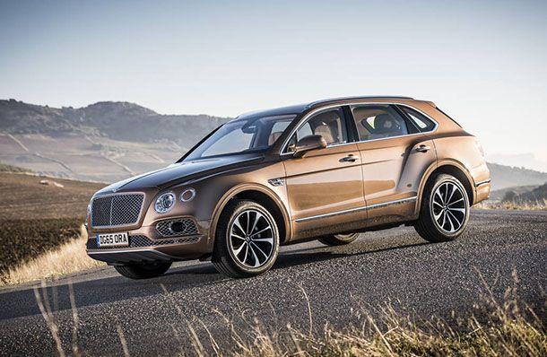 Bentley คอนเฟิร์มเปิดตัว Bentayga เวอร์ชั่นปลั๊กอินไฮบริดเดือนมีนาคมนี้