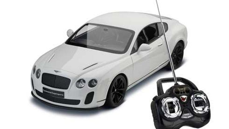 สุดเก๋ Bentley เปิดตัวคอลเลกชั่นคริสต์มาส นำโดยรถโมเดล Continental Supersport