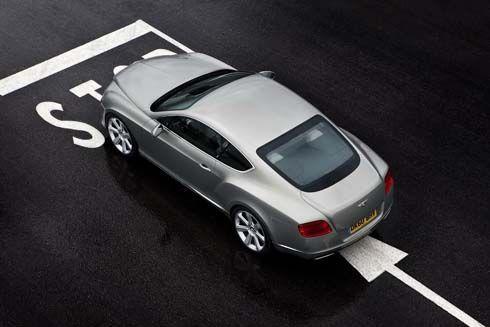 Bentley Continental GT หรูรวยปี 2011 เพิ่มเครื่องยนต์ V8 ทางเลือกใหม่ รักษ์ธรรมชาติมากกว่าเยอะ