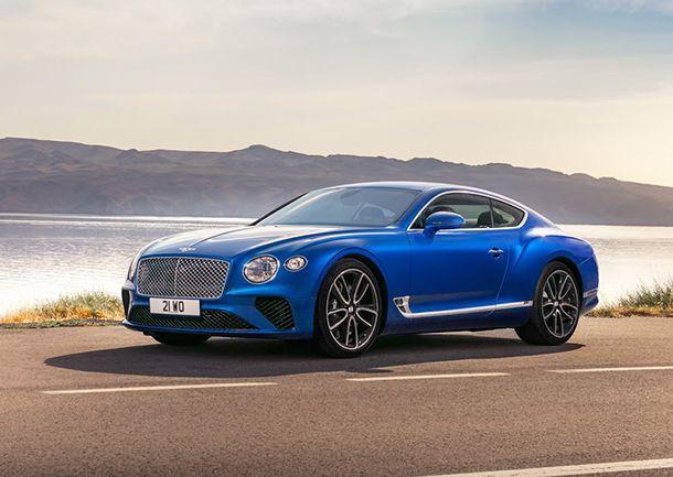 เปิดตัว Bentley Continental GT สู่การเป็นราชาแกรนด์ทัวเรอร์