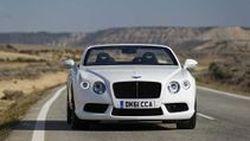 Bentley ปล่อยภาพชุดใหม่ Continental GT และ GTC ระหว่างรอฤกษ์เปิดตัวเร็วๆนี้