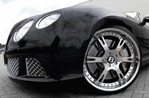 โมดิฟายด์ Bentley Continental GT แบบเรียบหรู ผลงานจาก Wheelsandmore