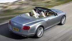 ใหม่ Bentley Continental GTC รุ่นปี 2012 สปอร์ตเปิดประทุนพรีเมี่ยม หรูไม่ปราณีใคร
