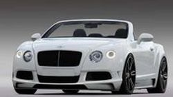 Bentley Continental GTC สวมชุดแต่งสปอร์ต Imperium Audentia GTC จากอังกฤษ