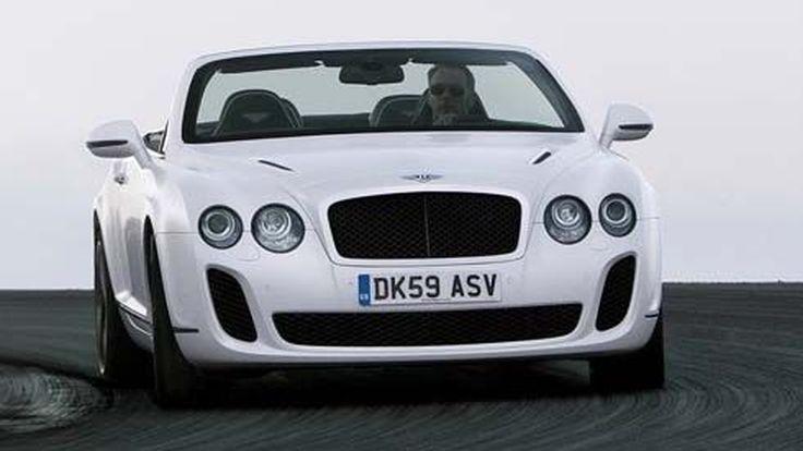 Bentley Continental Supersports Convertible รถเปิดประทุนสุดหรู 4 ที่นั่ง เร็ว-แรงที่สุดในโลก