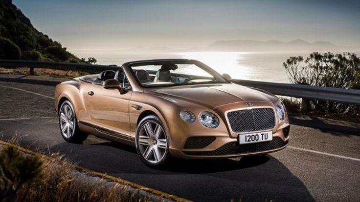 Bentley ปรับโฉมแพ็กคู่ Continental GT และ Flying Spur