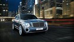 อนุมัติสายการผลิตแล้วเอสยูวี Bentley Falcon เล็งผลิตปีละ 5,000 คัน ยืนยันใช้ลุยออฟโรดได้