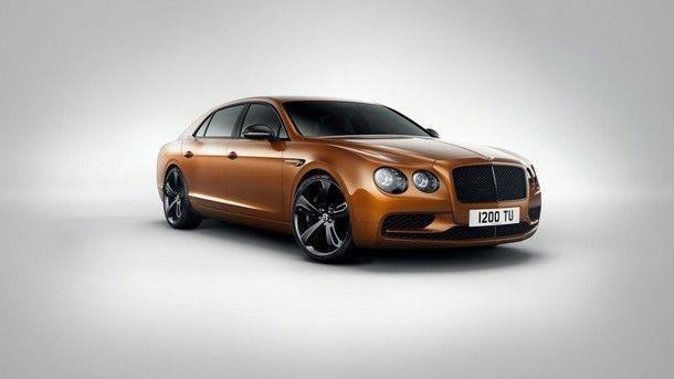 Bentley Flying Spur W12 S ซีดานหรู 4 ประตู รุ่นแรกจากเบนลีย์ ที่มาพร้อมแรงม้าทะลุ 626 แรงม้า