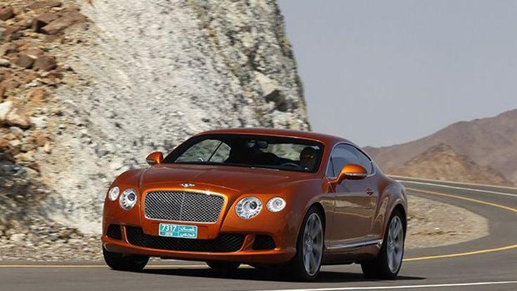 Bentley อาจมองข้ามช็อตไฮบริด มุ่งสู่ระบบขับเคลื่อนไฟฟ้าเต็มรูปแบบ