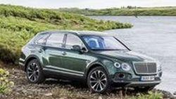 Bentley จะแตกไลน์ Bentayga เพิ่มเติม ขยายฐานลูกค้า