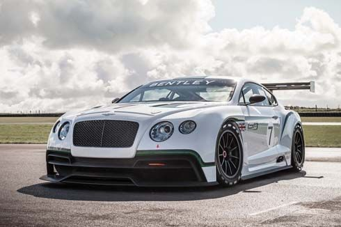 Bentley จ่อผลิตรถแข่ง Continental GT3 ออกขายจริง คาดแรงม้าเกิน 700 ตัว