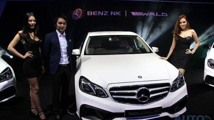 Benz NK เปิดตัวรถ Wald International 3 รุ่น ตอบโจทย์ลูกค้าที่ต้องการเอกลักษณ์เฉพาะ