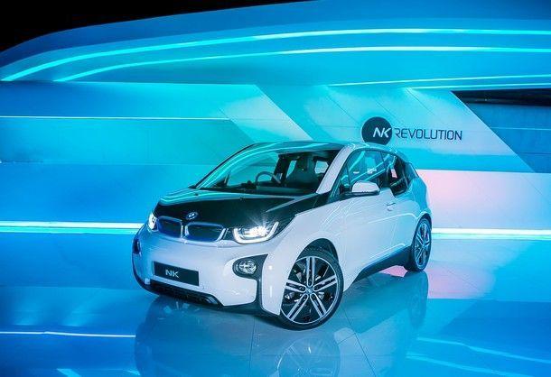 Benz NK เปิด BMW i3 คันแรกในไทย