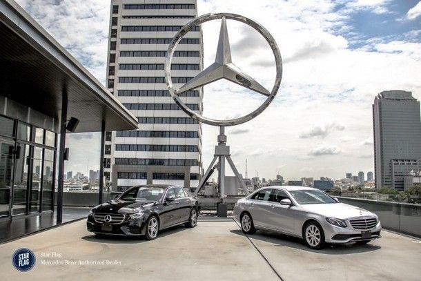 """""""เบนซ์สตาร์แฟลก"""" สร้างประวัติศาสตร์การขายรถใหม่ Midnight Sale ขายกันยันเที่ยงคืน พร้อมโอกาสรับเพิ่มอีก 10 ล้าน"""