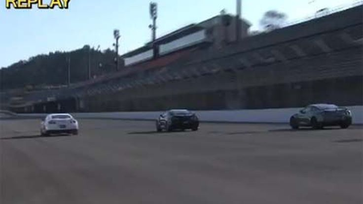BestMotor TV จัดการประลองความเร็ว Nissan GT-R รุ่นปี 2009, 2011 และ 2012