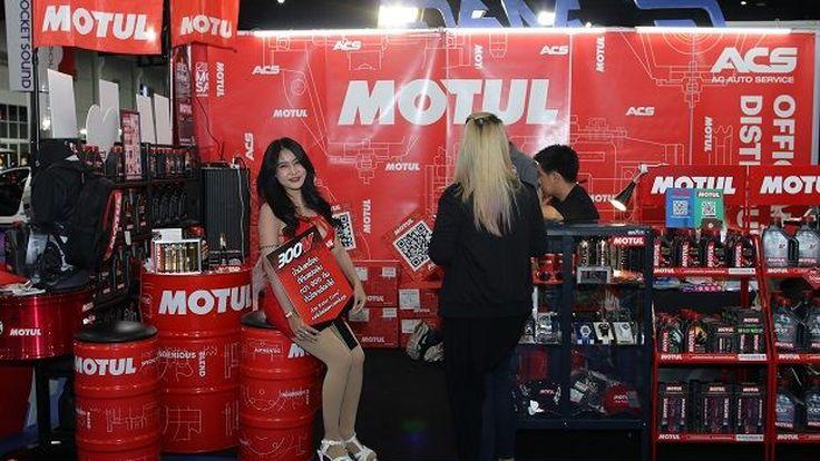 [BIG 2018] พบกับมุม Accessories ภายในงาน Big Motor Sale 2018