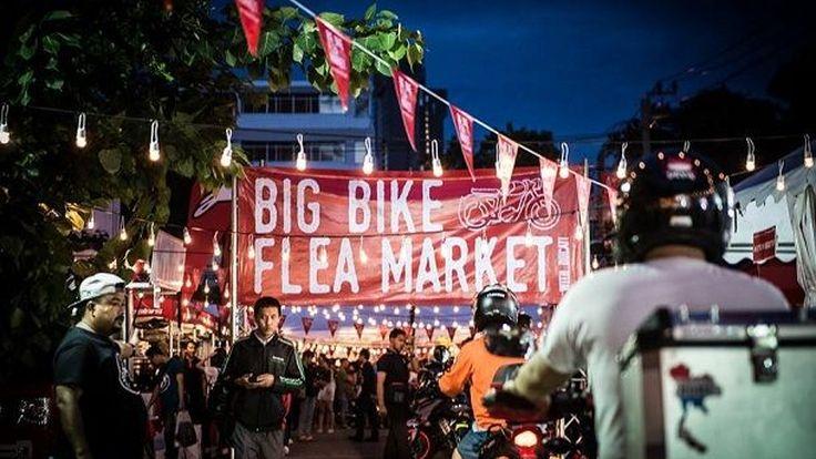 พบกับตลาดนัดสุดแนวของชาวสองล้อ Big Bike Flea Market ได้ทั่วไทย