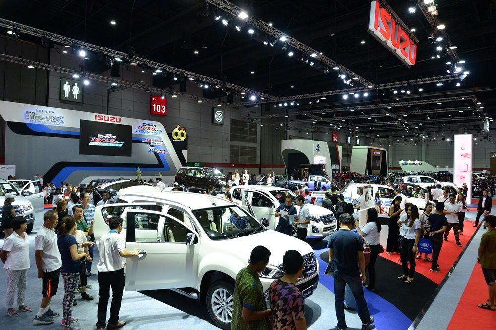 ยานยนต์เดินหน้าจัด Big Motor Sale 2018 18-26 สิงหาคม ศกนี้