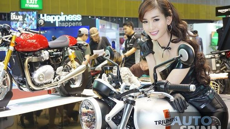 [BIG2016] Triumph Bangna ดีลเลอร์ใหม่ฝั่งตะวันออกตอบรับการเติบโตเกือบเท่าตัวในไทย