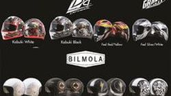Bilmola เปิดตัวหมวกกันน็อค 3 รุ่นใหม่ลุยตลาดปีนี้ ดึงนักออกแบบชาวญี่ปุ่นรวมวาดลวดลาย