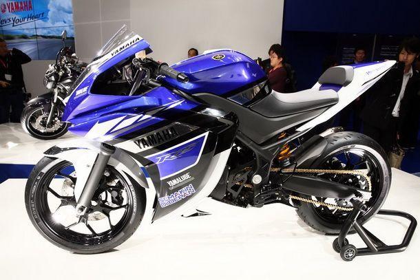 [BIMS 2014] Yamaha เตรียมเปิดตัวรถใหม่ R25 ? สัปดาห์หน้า ที่งาน Motor Show 2014