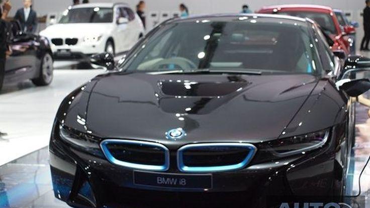 [BIMS2014] พาชมรถต้นแบบ-รถใหม่สุดเร้าใจในงาน