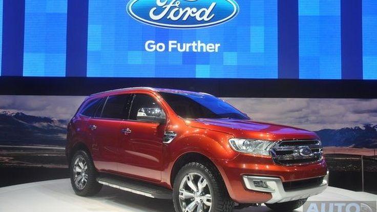 [BIMS2014] Ford Everest Concept มาให้ชมแล้วในงาน มอเตอร์โชว์ 2014