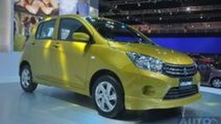 [BIMS2014] SUZUKI พร้อมส่ง 2014 Suzuki CELERIO Eco Car คันใหม่ กลางปีนี้